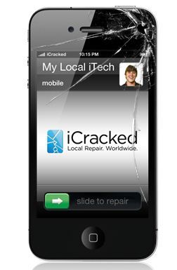 iCracked is building a nationwide network of iPhone repair techs that will come to you to fix your phone; average repair takes about 1/2 hour and costs 60-100 dollars Watch the story: www.ktla.com/...