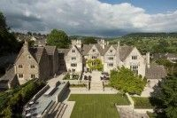 The Court House Manor, Painswick, Gloucestershire. Bed and Breakfast Holiday Accommodation in England.