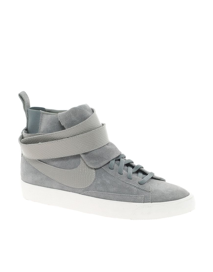 nike blazer mid twist trainers warehouse