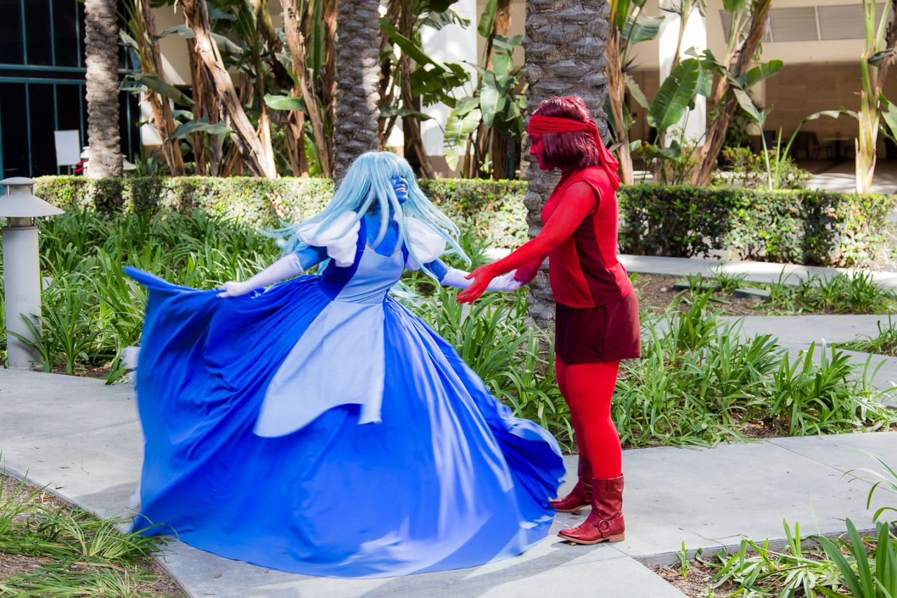 cosplay universe Ruby steven
