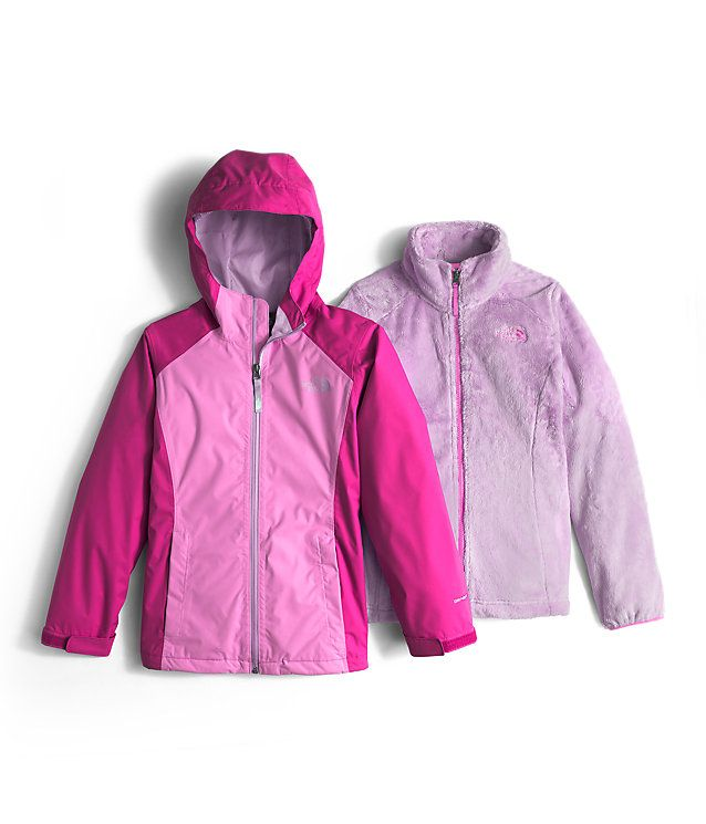 c51dcbca89be GIRLS  OSOLITA TRICLIMATE® JACKET