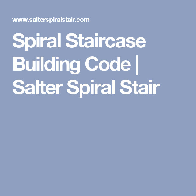 Best Spiral Staircase Building Code Salter Spiral Stair 400 x 300