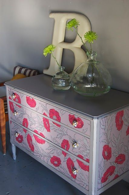 Our baby girl\'s dresser needs to be refinished - I\'m thinking paint ...