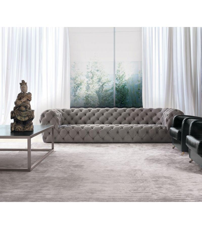 Divano Letto Bianco In Pelle.Chester Moon Three Seater Sofa Nel 2019 Sweet Home Divano Pelle