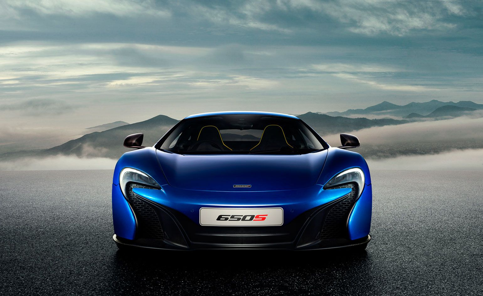 McLarenu0027s 650S Is A New Contender In The Race Between Top Luxury Sports Cars  | Lifestyle