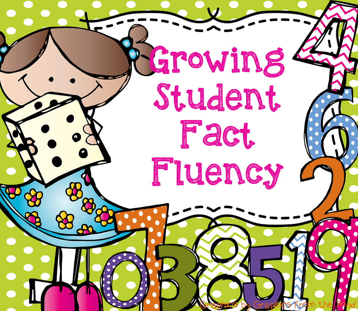 Blooming In First Grade Growing Fact Fluency Part 1