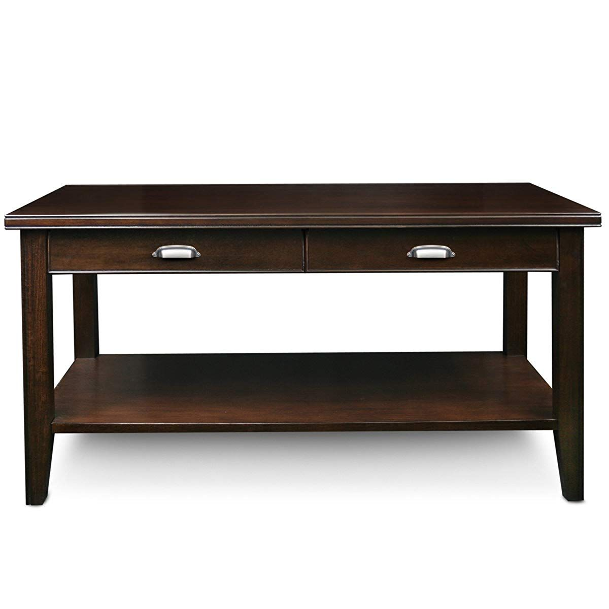 "62519c8981b89 HOMCOM 39"" Modern Lift Top Coffee Table Desk With Hidden Storage - Light  Grey Woodgrain"