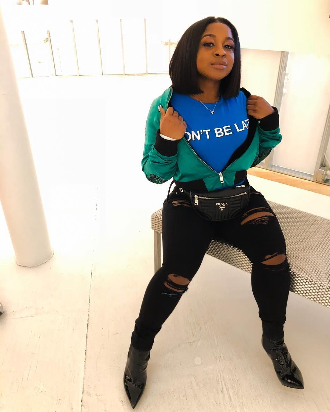 Reginae Carter | Fashion wear, Outfits