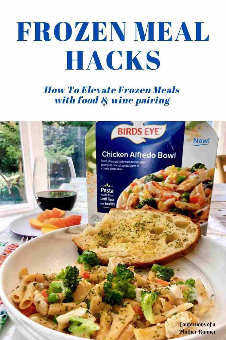 Next Level Dinner Hacks For Frozen Meals #GoodEats