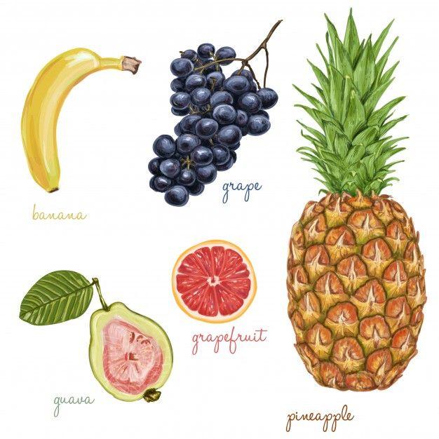 Dessin De Fruit fruits exotiques sucrés tasty in 2018 | local is the new black