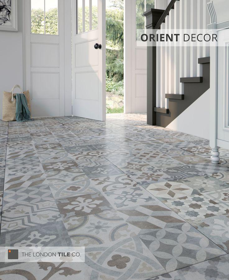 Image Result For Patterned Tiles Hallway Vinyl Flooring Flooring Vinyl Tiles