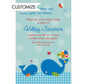 Custom baby shower invitations baby shower invites party city custom baby shower invitations baby shower invites party city filmwisefo