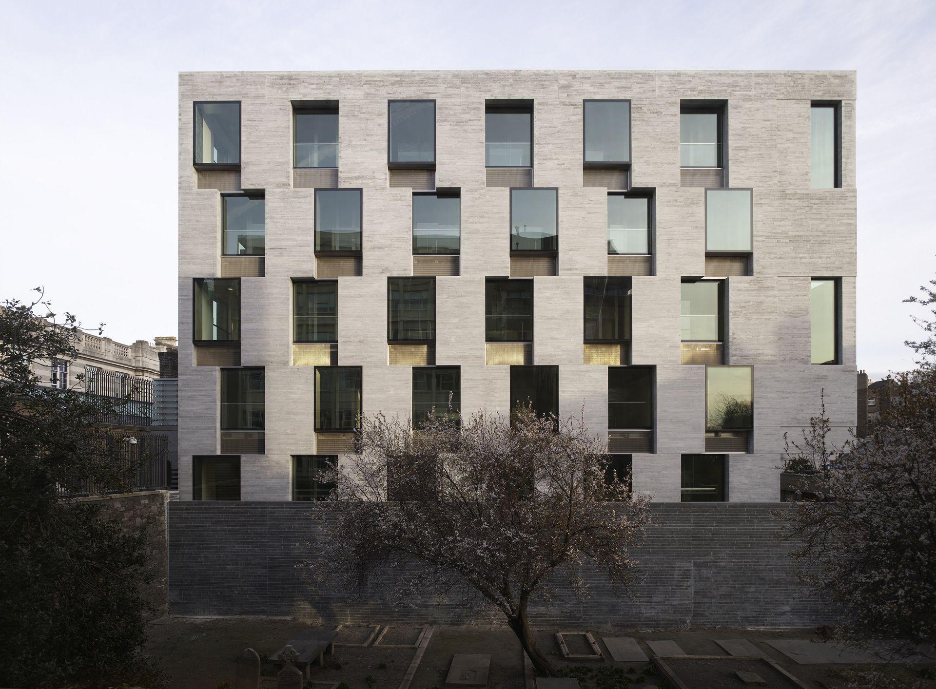 Department of finance merrion row dublin ireland for Grafton architects