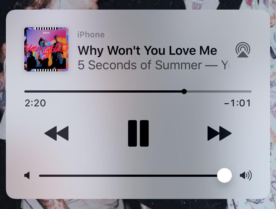 Why Won T You Love Me 5sos Satansboytoy 5sos Lyrics 5sos