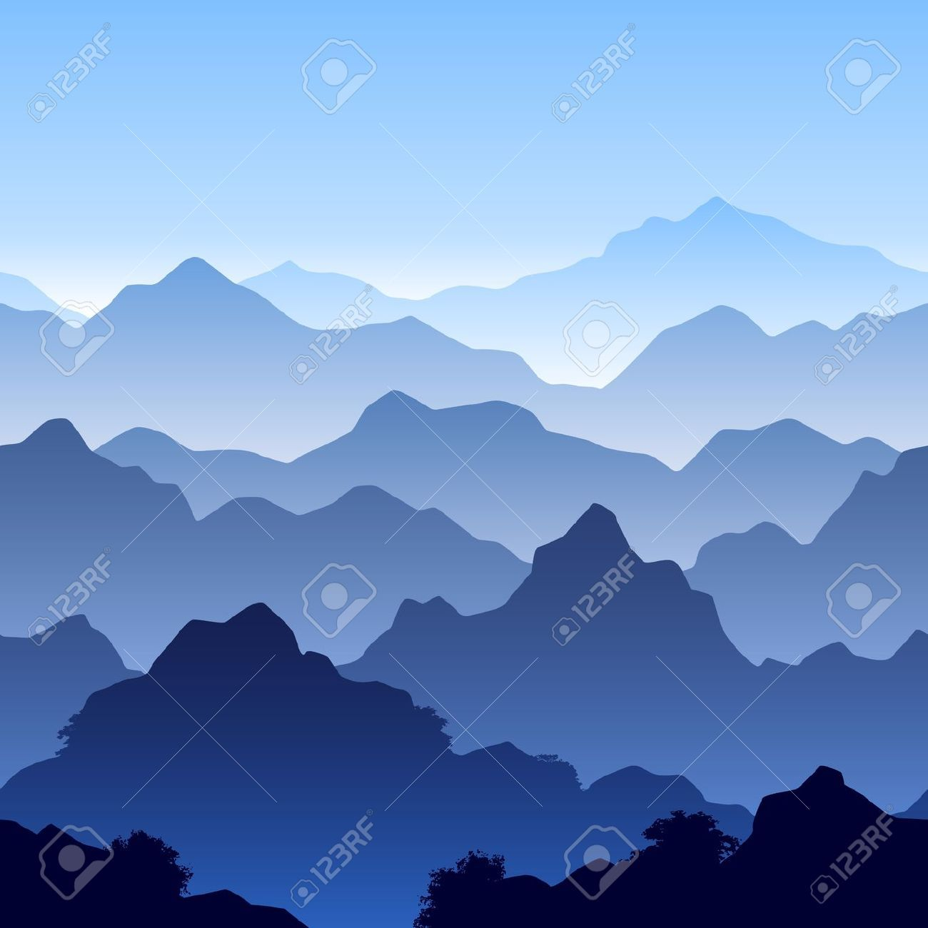 Rocky Mountain Cliparts Stock Vector And Royalty Free Rocky Mountain Illustrations Mountain Landscape Mountain Illustration Landscape Illustration