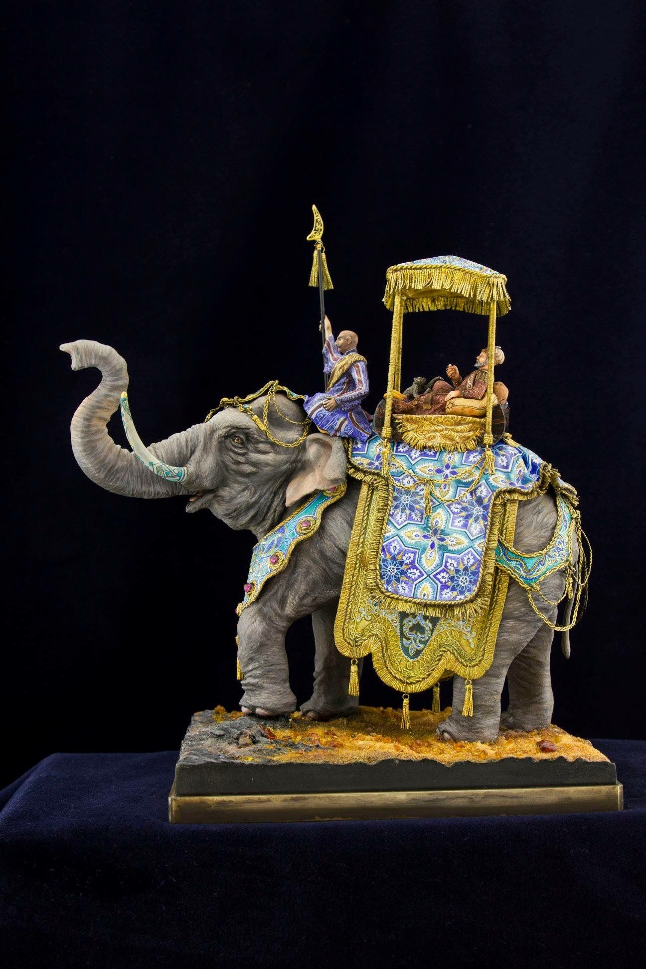 Pin By William Warren On AMAZING Painted Figures In 2019