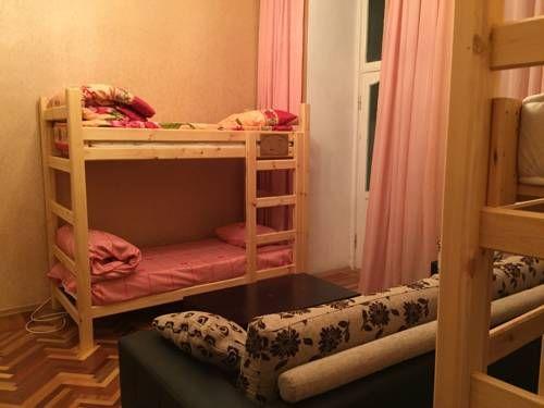 Baku Hostel On Gesr Baku Located In The Baku Old Town District In Baku 100 Metres From Shirvanshakhs Palace Baku Hostel On Gesr Features Room Home Decor Bed