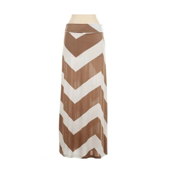 Plus Size Chevron Print Maxi Skirt ❤ liked on Polyvore featuring skirts, bottoms, maxi skirt, chevron striped maxi skirt, chevron print skirt, plus size skirts and ankle length skirt