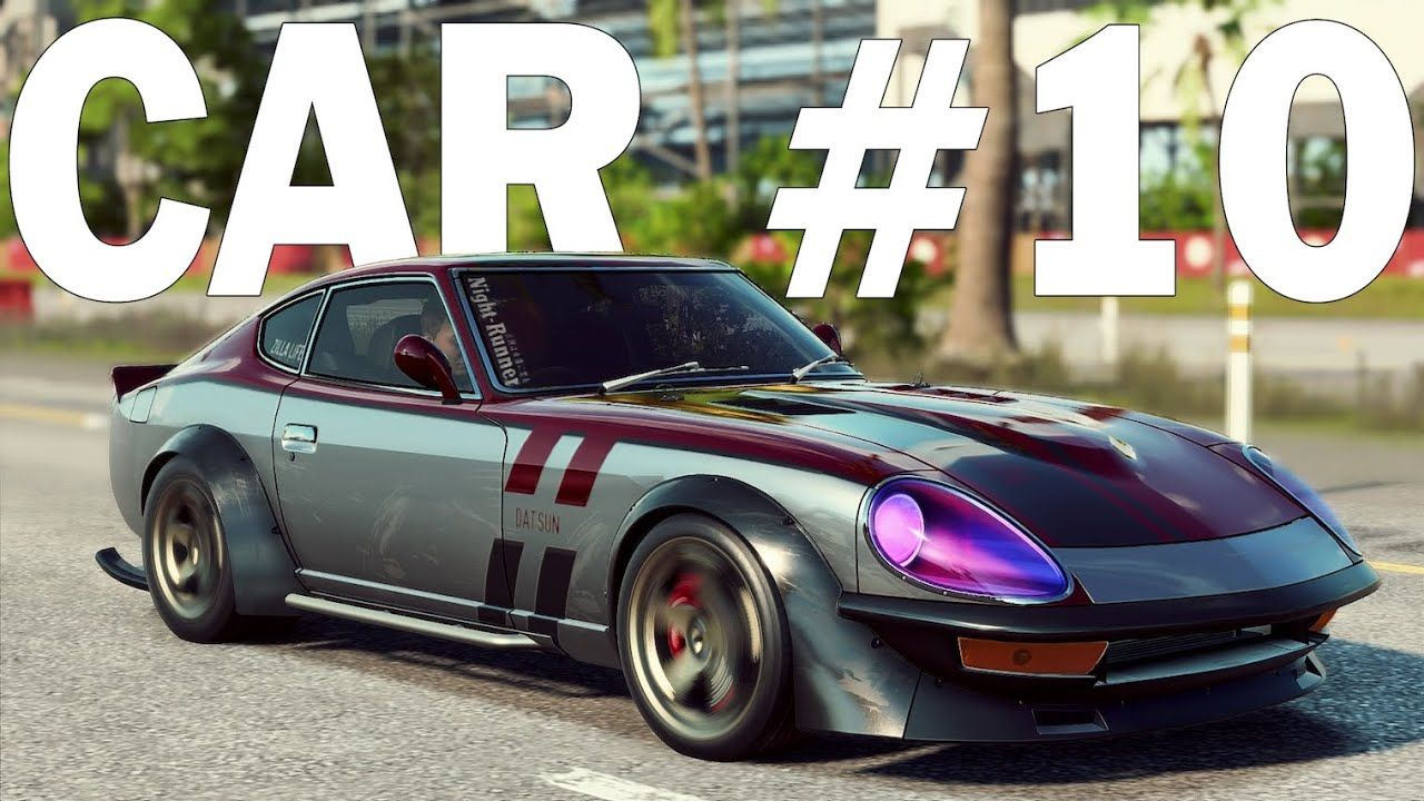 NISSAN Fairlady 240 ZG '71 NEED FOR SPEED HEAT 400