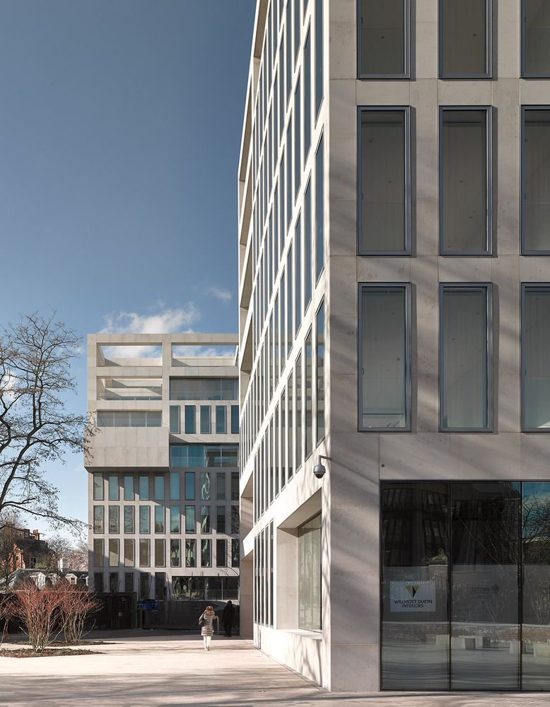 Gallery of Holland Green / OMA + Allies & Morrison - 10