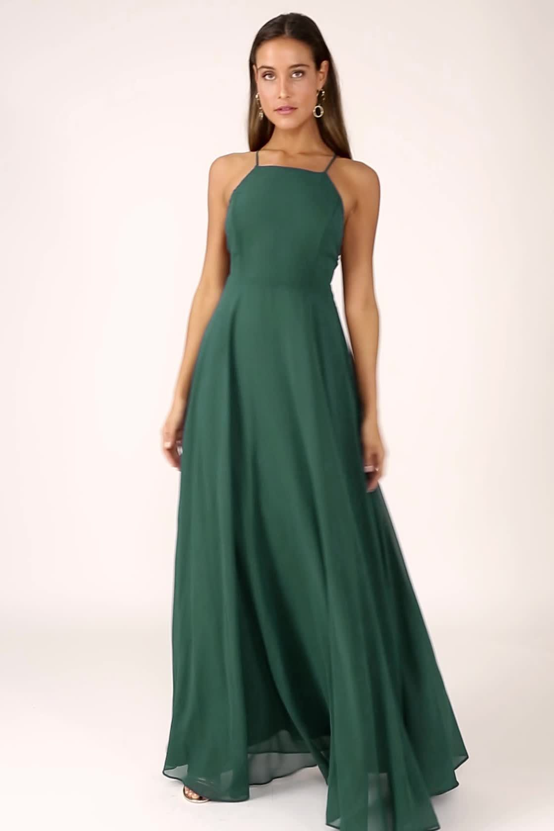 Mythical kind of love dark green maxi dress pinterest green maxi