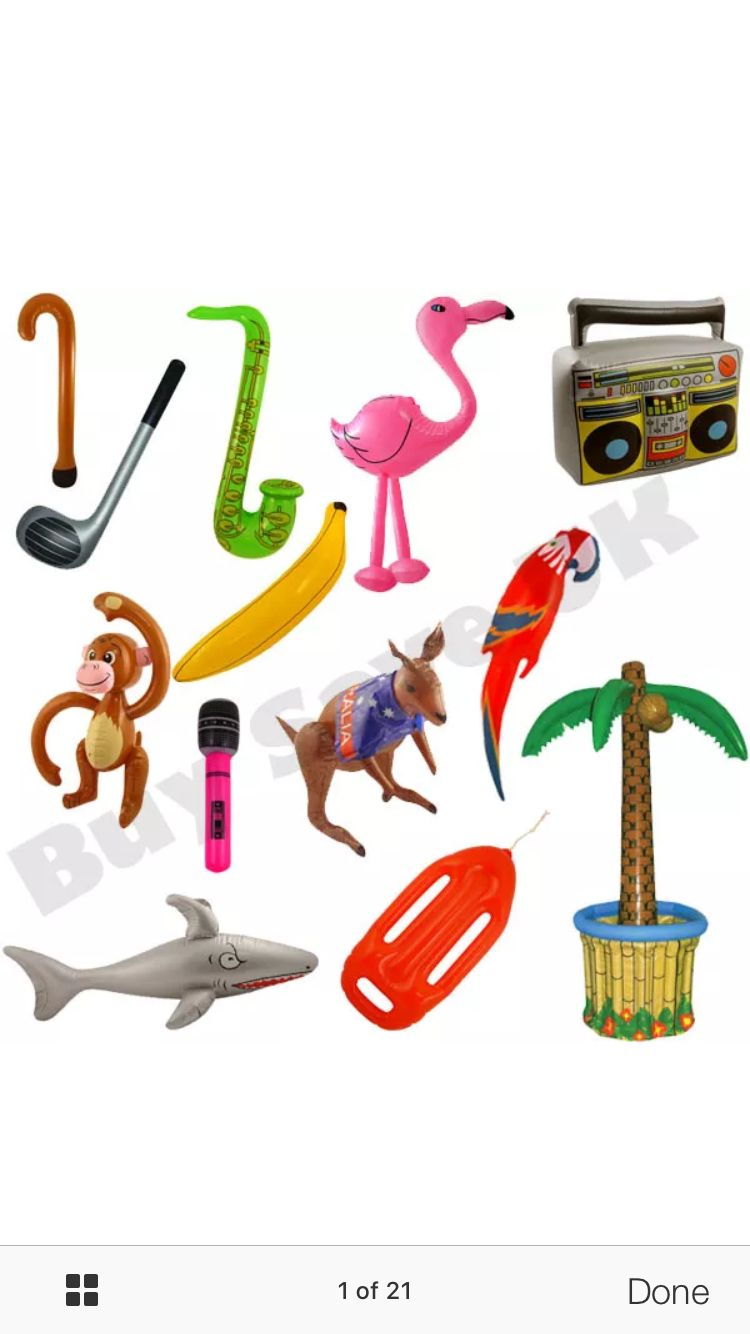 Inflatable party props - eBay