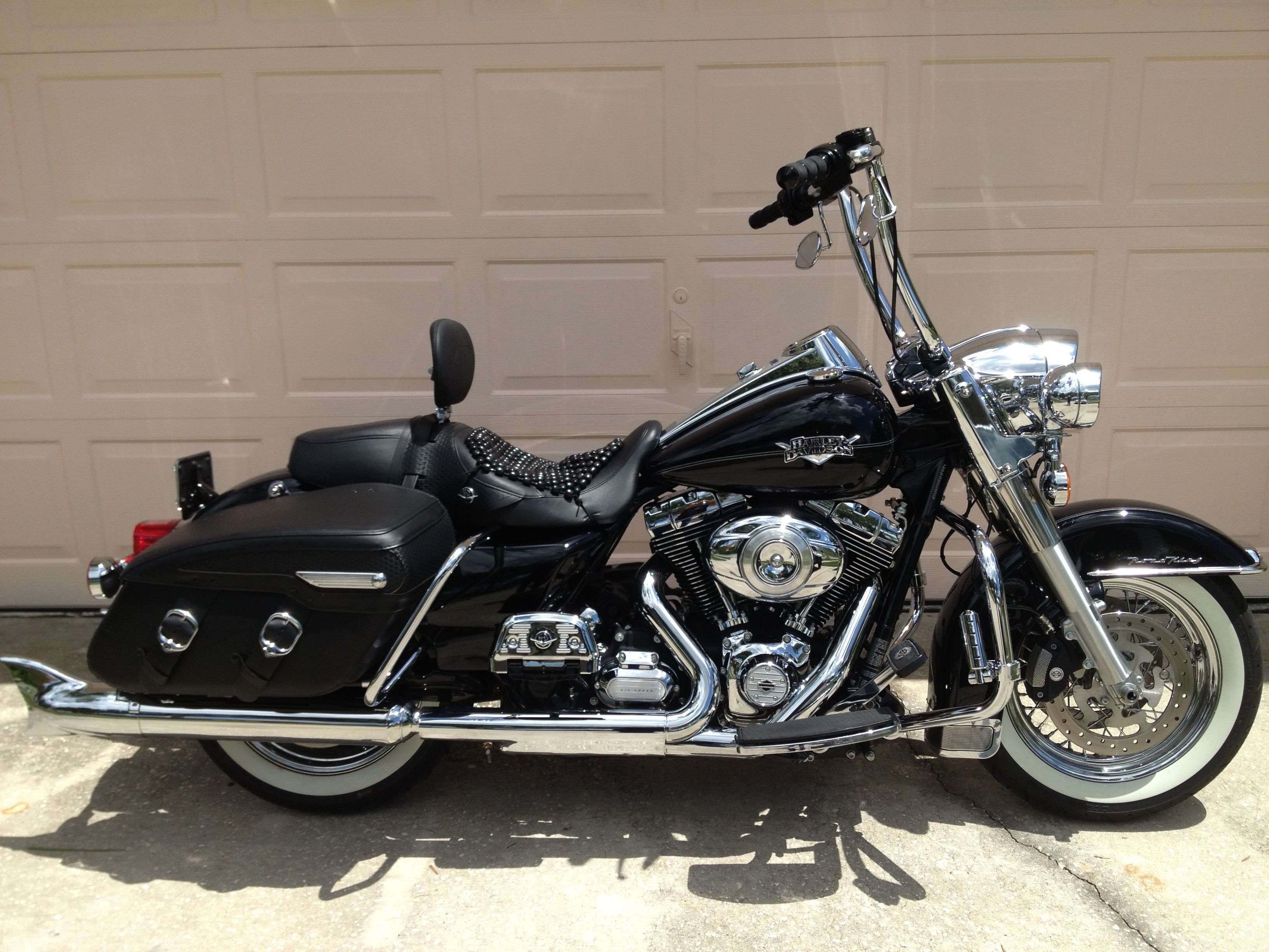 my new road king classic bikes. Black Bedroom Furniture Sets. Home Design Ideas