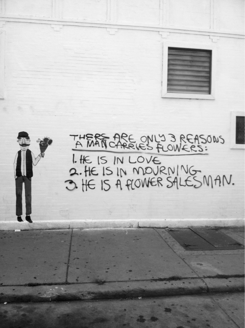 Men And Flowers With Images Street Art Graffiti Wall Art Banksy Work
