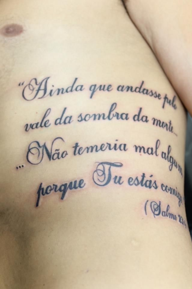 salmo 23 tattu pinterest tattoos love tattoos e e tattoo