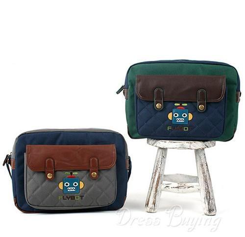 South Korea imported winghouse children s satchel BAG BAG BAG robot spring  tutorial IPAD Satchel 085a515a53