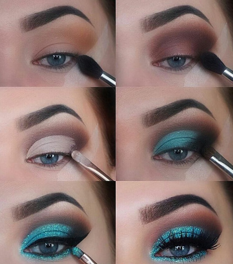 60 Easy Eye Makeup Tutorial For Beginners Step By Step Ideas(Eyebrow& Eyeshadow) – Page 60 of 61 – Latest Fashion Trends For Woman