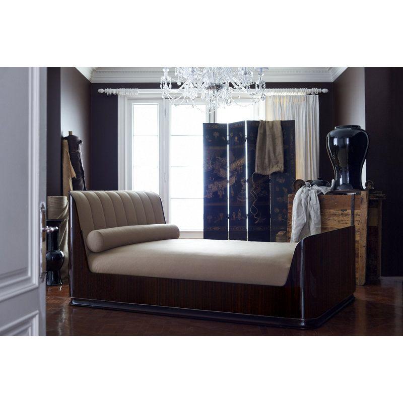 Modern Metropolis Bed - Beds - Furniture - Products - Ralph Lauren ...