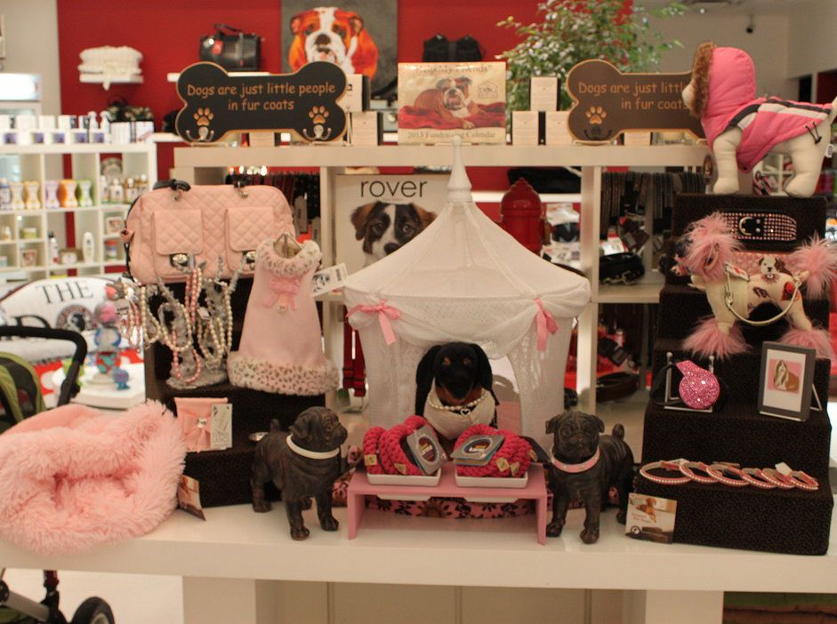display Dog boutique ideas, Dog boutique, Dog store