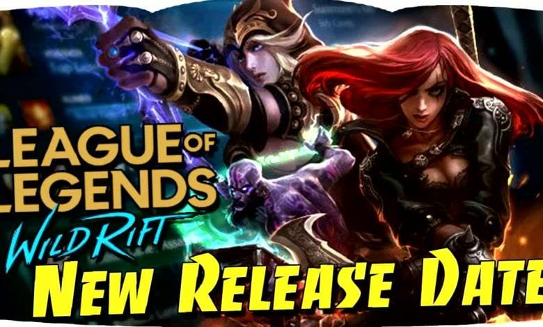 Release Date Of League Of Legends Mobile