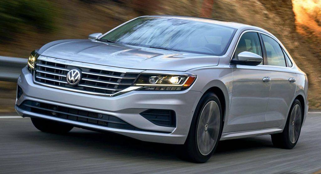 Volkswagen Passat Facelift Nel 2020