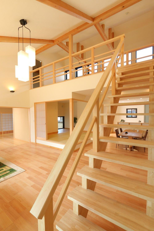 思いを受け継ぐ平屋の家 平屋の家 ロフト設計 住宅リフォーム