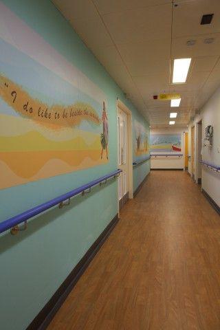 Berkshire NHS Trust Prospect Park Hospital Oakwood Ward