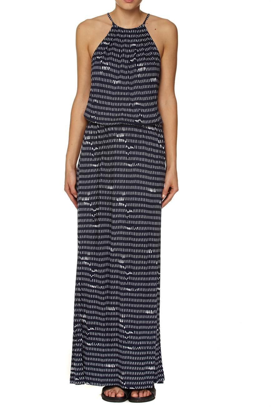 aa5773d7f3 kn helen high neck maxi dress