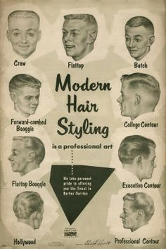 Old school mens haircuts wow pinterest old school mens haircuts winobraniefo Choice Image