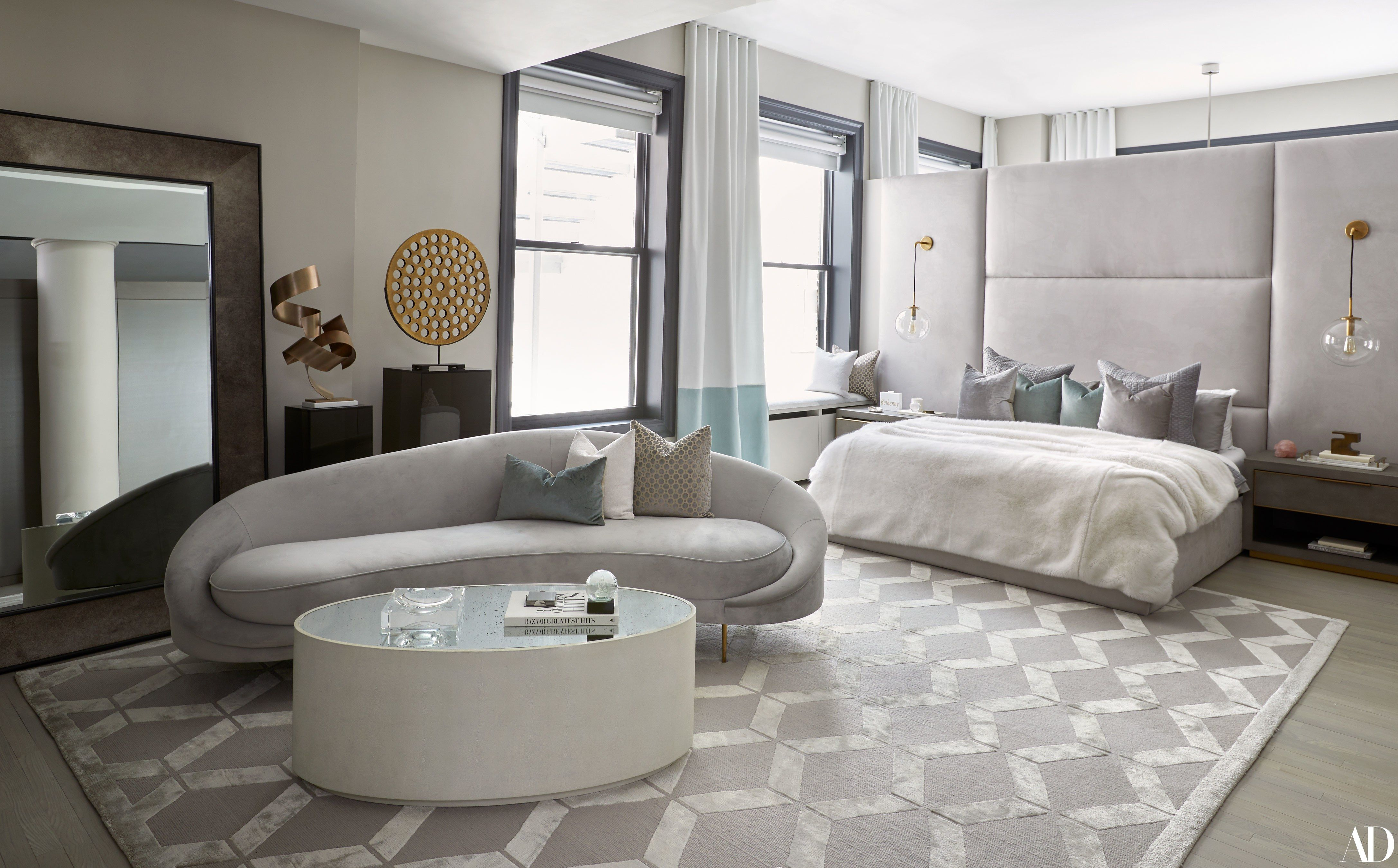 Take a Look Inside Bethenny Frankel s Sleek and Chic Renovated SoHo