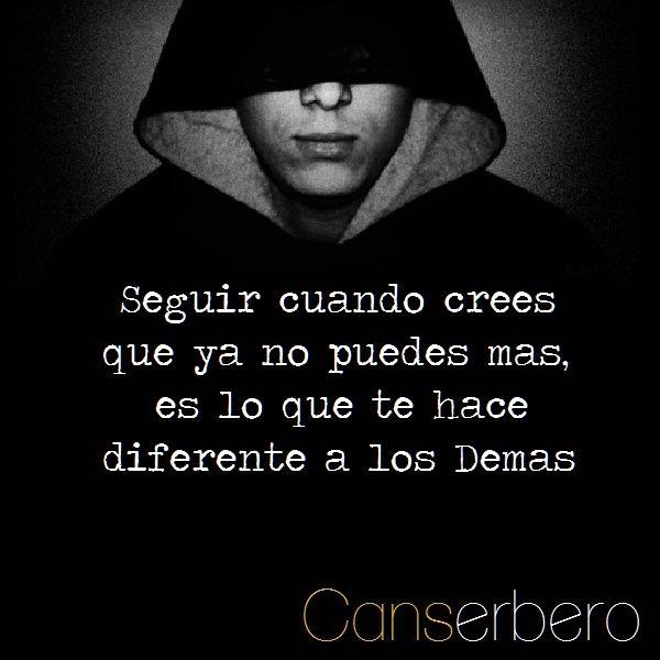 Frases De Canserbero15 Notas De Vida Pinterest Frases Quotes