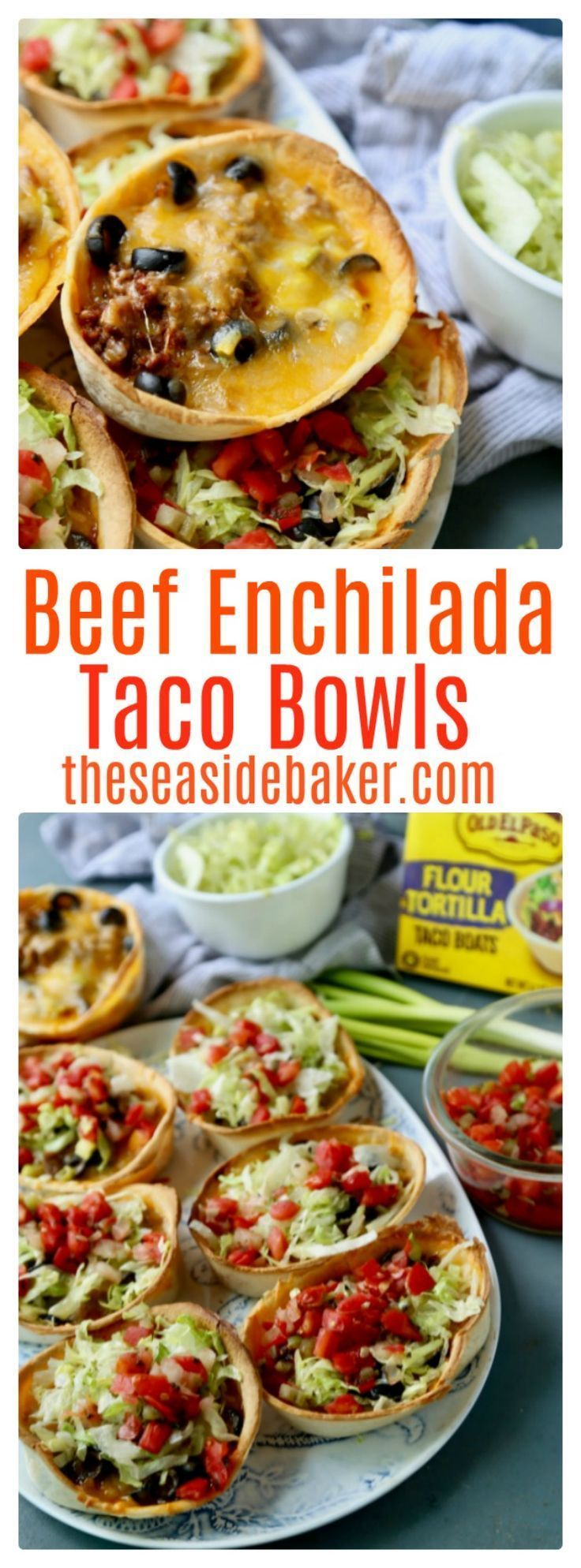 Beef Enchilada Taco Boats These Beef Enchilada Boats are easy to make and perfect for Sunday Football munching