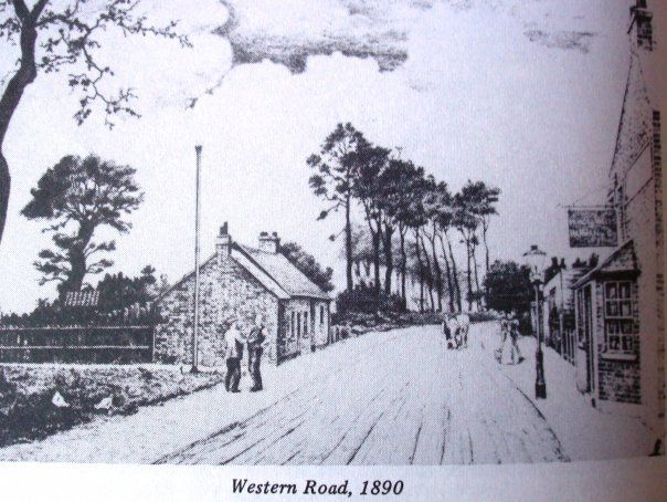 Western Road, Southall