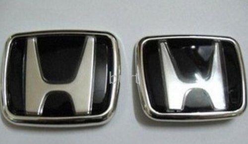 Black Friday Black Honda Badge Emblem Front Black Honda Honda Honda Prelude