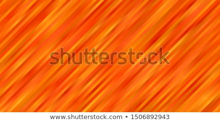 Orange Gradient Stripes Vector Background Horizontally Seamless Halloween Fall Autumn Thanksgiving Backdrop Abstract Vector Background Vector Background