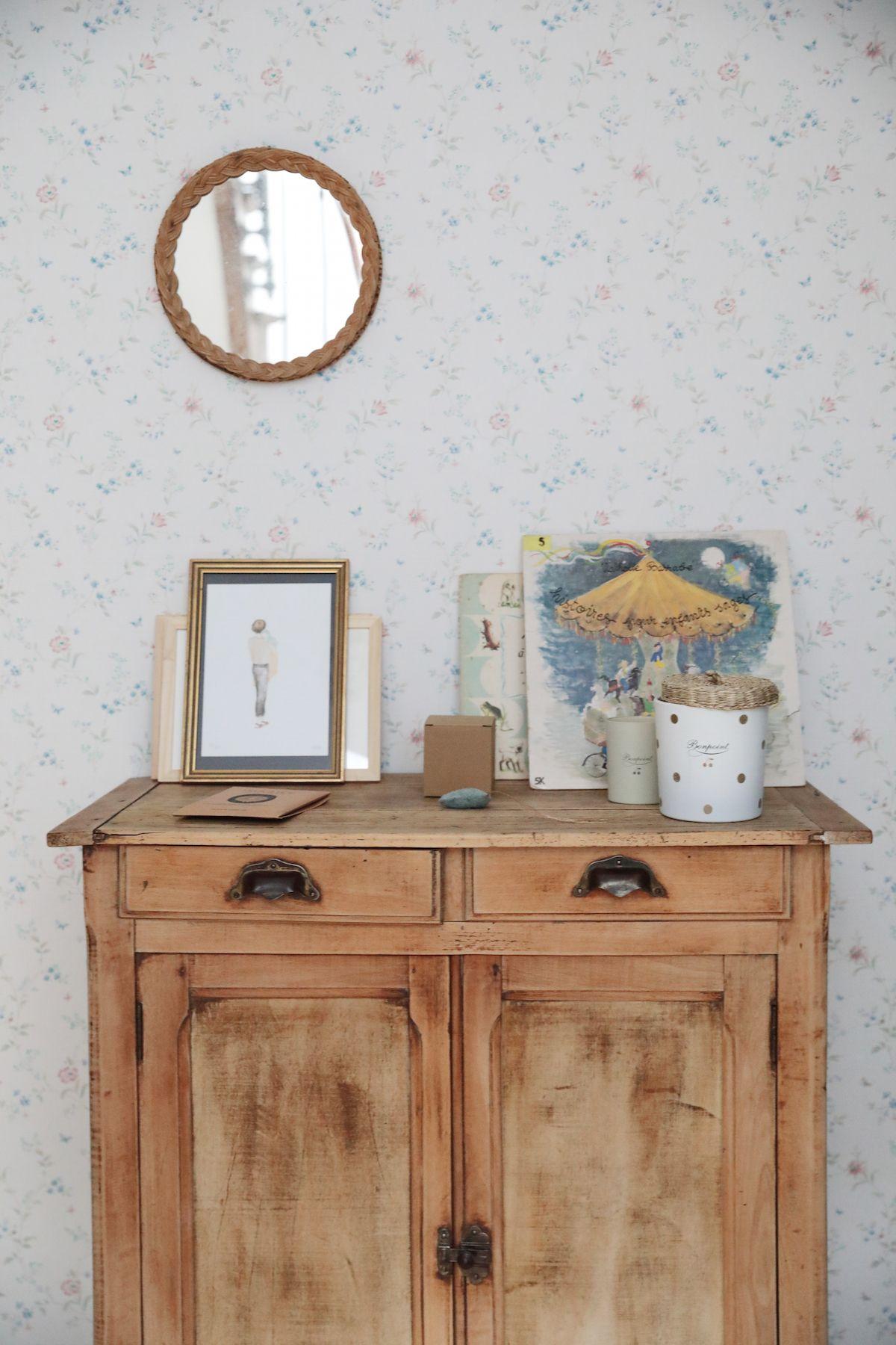 Bienvenue Dans La Maison Facon Cottage Anglais De Mai Creatrice De Marceline Decoration Maison Cottages Anglais Meuble Rotin