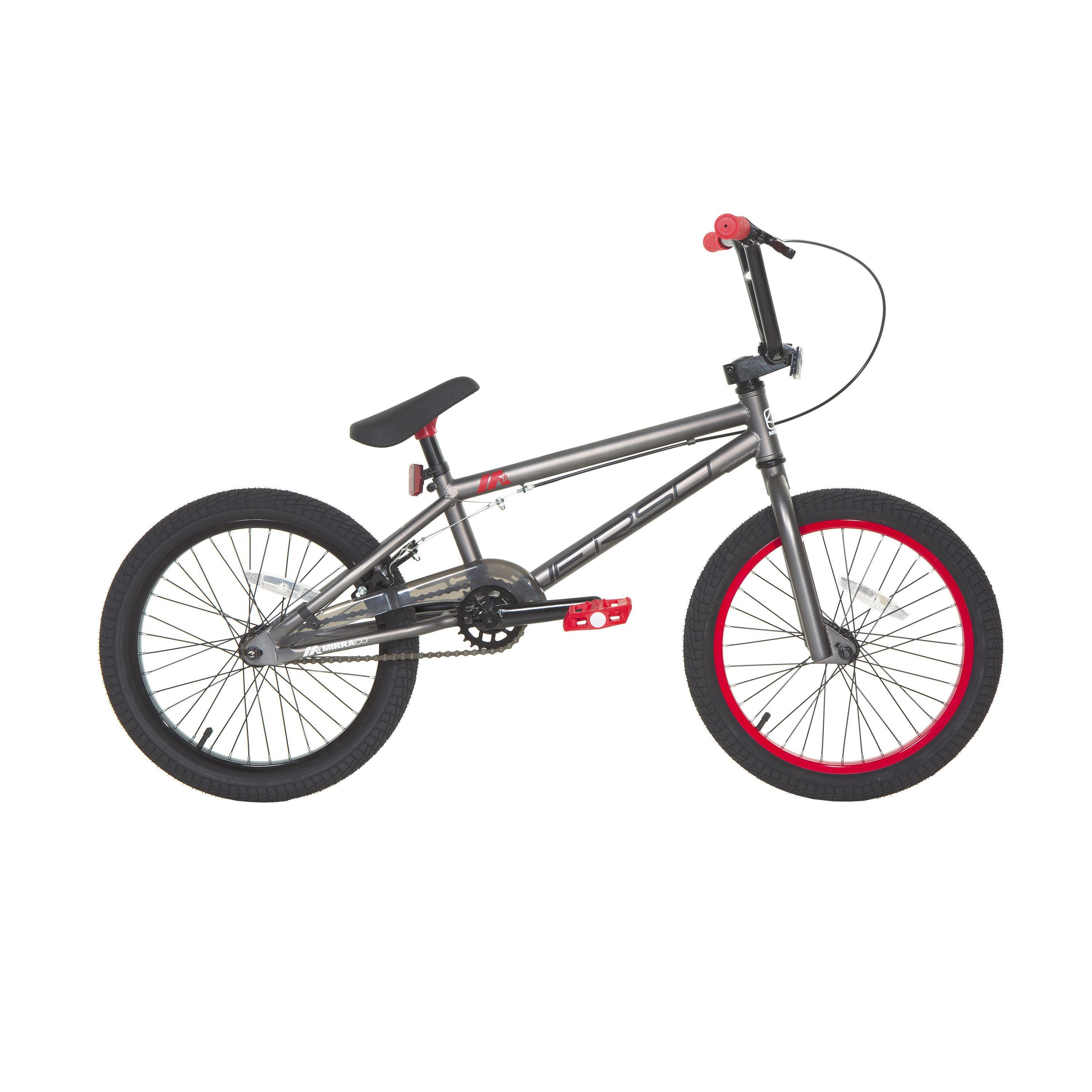 20 inch BMX Street Dirt Bike For Teen Boy Kid Steel Frame Bicycle Christmas Gift