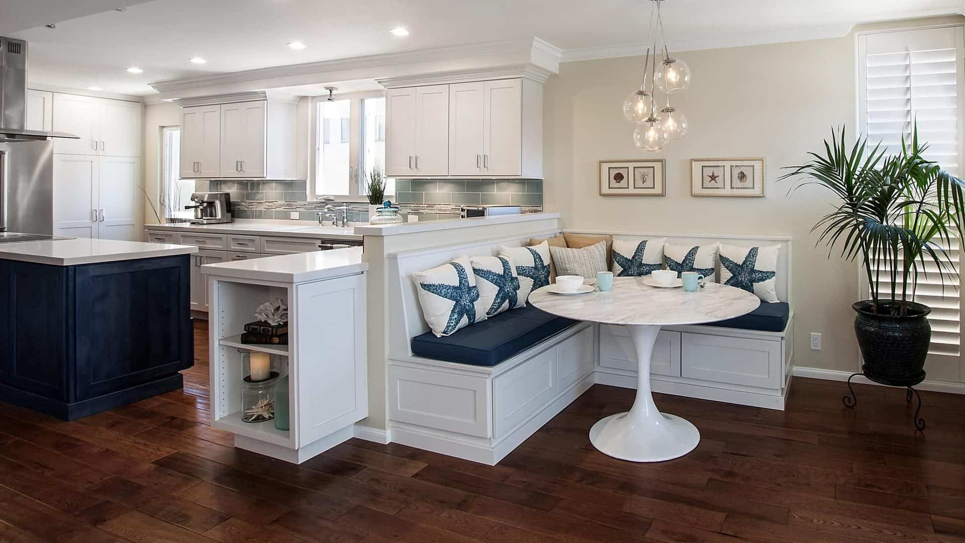 Ideas Of Banquette Seating Banquette Seating In Kitchen Kitchen Layout Kitchen Banquette