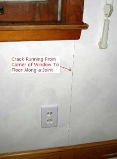 How To Repair Holes In Drywall And Cracks In Walls Home Repairs Diy Home Repair Drywall Repair