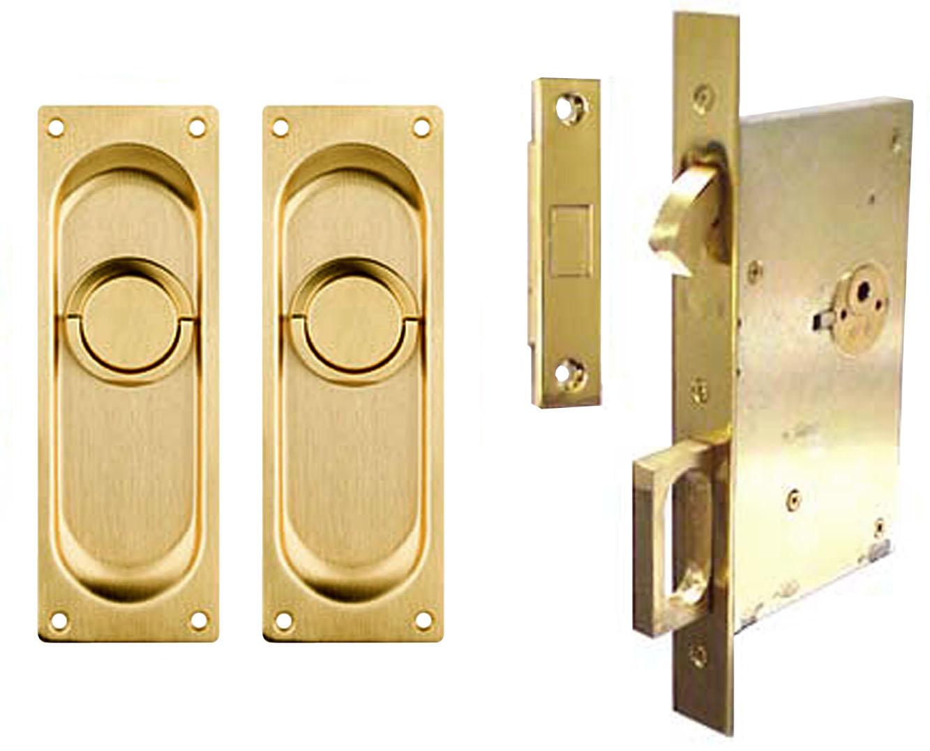 Lovely Brass Entry Door Locksets